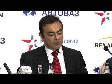 Renault-Nissan to take control of Russia's Avtovaz