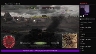 World of tanks ps4 Halloween special