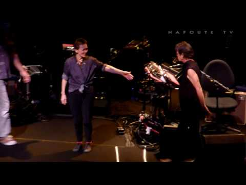 """Lou Reed & Laurie Anderson """"I'll be your mirror"""" Live in Paris 2009.09.04"""