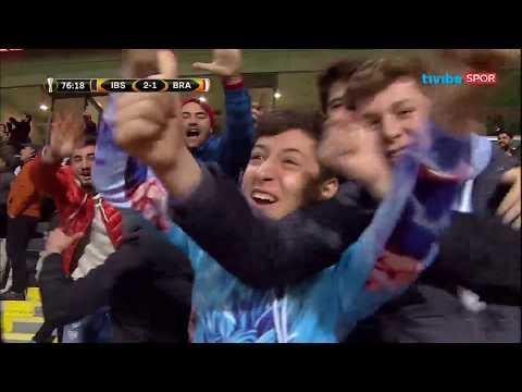 Başakşehir 2-1 Braga | UEFA Avrupa Ligi Maç Özeti