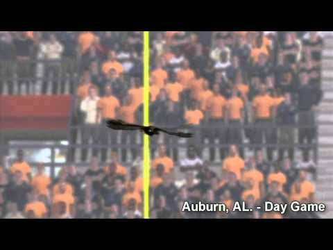 NCAA Football 12 Quick Clip: Never seen Entrances