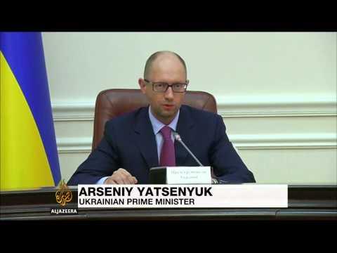 NATO: Russia supplying Ukraine rebels tanks