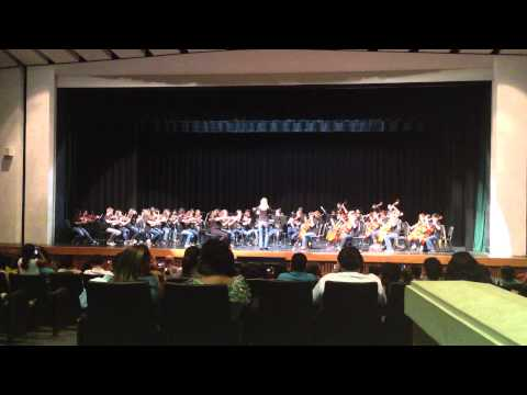 Finale to William Tell performed by Truitt Middle School Chamber Orchestra
