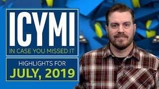 ICYMI July 2019   Intel Software