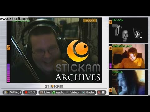 Stickam Archives - MORE Effects Box Craziness