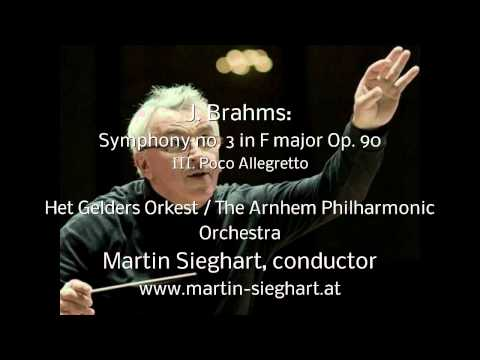 Thumbnail of Brahms: Symphony no.3, Op.90, Poco allegretto