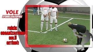 Vole Efsaneler Kupası Final | Yattara ve Ahmet Dursundan frikik organizasyonu!