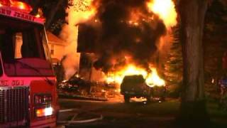 05.27.10 - Third Alarm - Rutherford, NJ - Part 1.