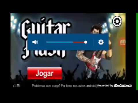 Guitar flash:andragonia silent scream