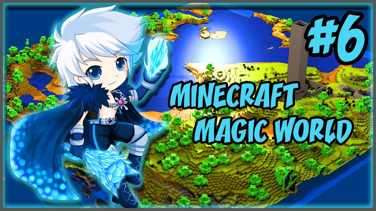 Minecraft Magic World 2