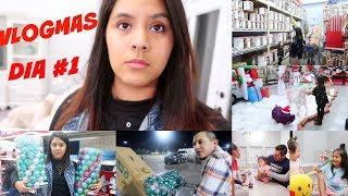 Por Fin! Comprando Arbolito De Navidad!MicaelaDIY