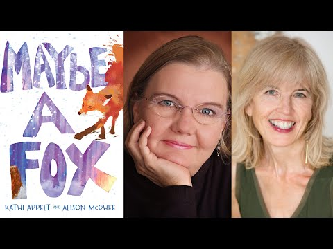 Kathi Appelt & Alison McGhee on Maybe A Fox | 2016 L.A. Times Festival of Books