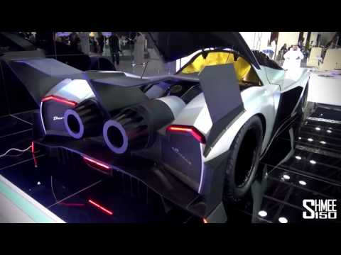 Devel Sixteen on the road - YouTube