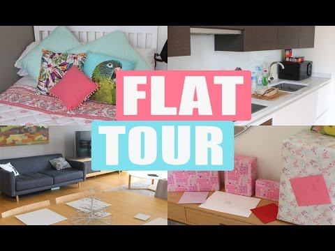 FLAT TOUR 2016 | DOWNSTAIRS