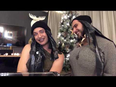 Siostry Godlewskie - Pada Śnieg 2018 / Parodia