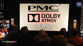 PMC Twenty5 NEW Bryston SP4 Dolby Atmos Home Cinema Demo @ Bristol HiFi Show 2019