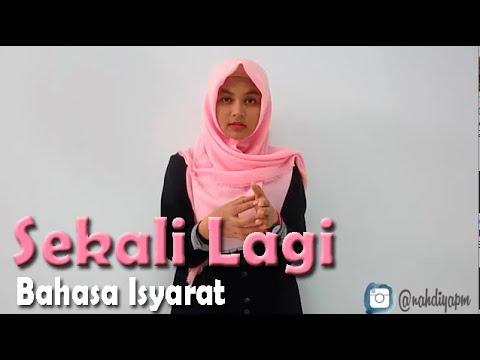download lagu Sekali Lagi SIBI Cover Bahasa Isyarat gratis