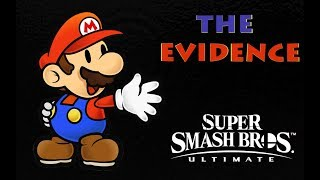Paper Mario In Smash: The Evidence and Support - Super Smash Bros. Ultimate