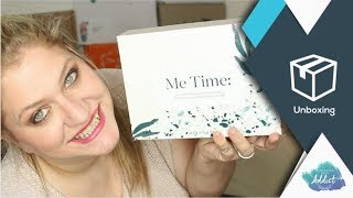 """UNBOXING - My little box - February - """"Me Time"""" - Lifestyle & Beauty Box"""
