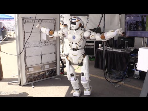 NASA advances humanoid robots for our future in space