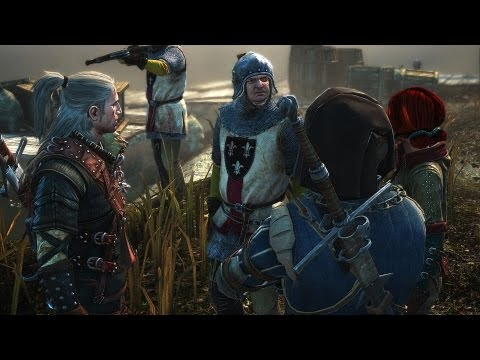 First 30 Minutes: The Witcher 2: Assassins of Kings [PC] (720p HD) Part 2/2