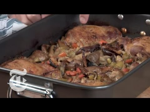 Thanksgiving Recipes: Braised Turkey - Mark Bittman