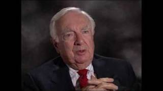 Walter Cronkite: On JFK