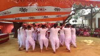 বড়দিনের কীর্তন ২০১৬ ঃ কমলাপুর যুব সমিতি কীর্তন দল