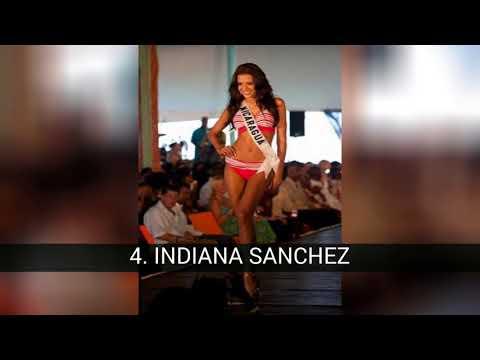 De mooiste vrouwen in Nicaragua