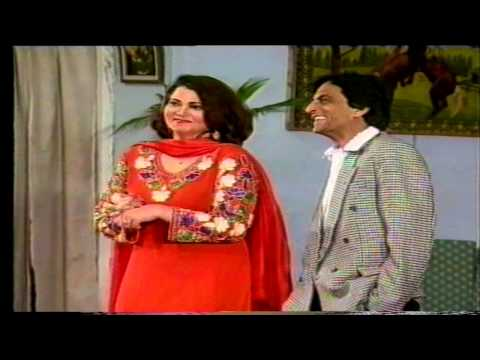 Ghar Ayi Bharjai (pakistani Punjabi Comedy Stage Drama) Part 3 7 video