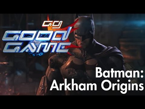 Good Game Review - Batman: Arkham Origins - TX: 29/10/13