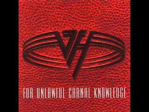 Van Halen - Spanked