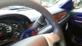 interior Chevrolet Tahoe 2014 Precio Caracteristicas versión para Colombia FULL HD