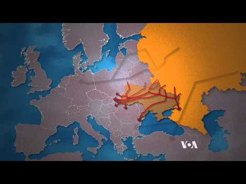 Energy Prices are Big Part of Ukraine Crisis