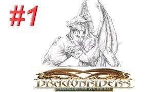 Dragon Riders: Chronicles of Pern #1 - Драконы и наездники