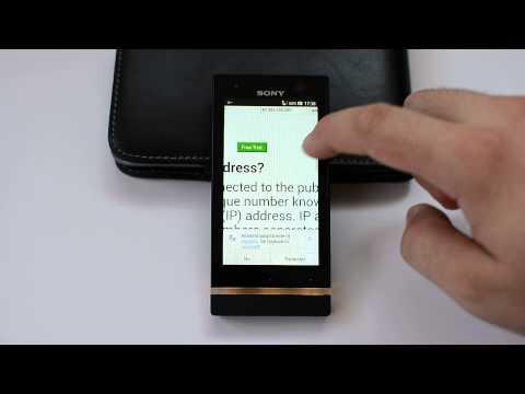 Cum se schimba adresa IP pe Android