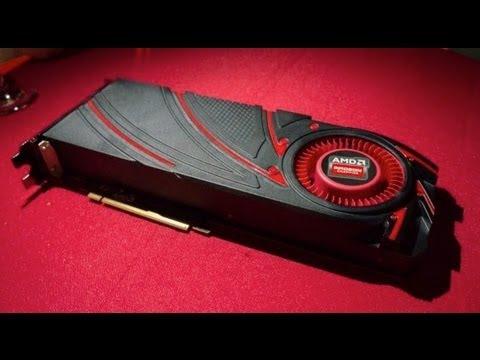 First Look: AMD RADEON R9 290X -