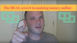 The real secret to making money Reselling online.