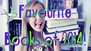 Favourite Books of 2014!
