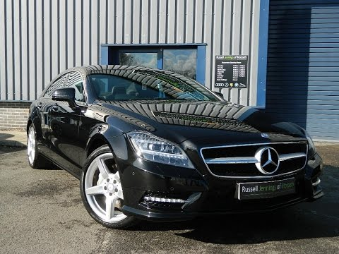 Review Mercedes CLS 350CDi