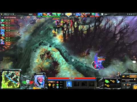 EXGamesPro vs Ophion Gaming UGC North America Iron Part 2 Game 2 - Casted by Cptn.Canuck