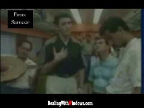 معلم على الصدمات - كاظم الساهر( مسلسل المسافر)(رحال ١٩٩٣)
