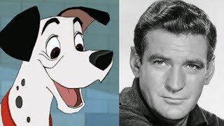 101 Dalmatians (1961) Voice Actors and Characters