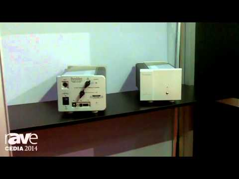 CEDIA 2014: Boulder Shows the 3060 Stereo Power Amplifier, 800 Series and 2110 Amp