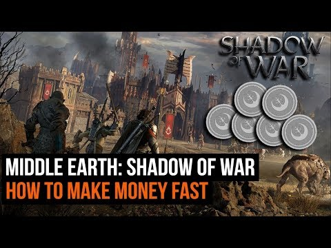 Let's Play Middle-Earth: Shadow Of War With CohhCarnage - Episode 18