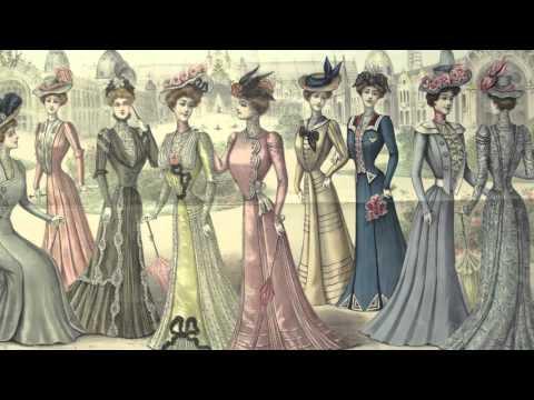 Мода 19 века россии фото
