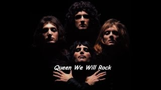 We will, we will rock you - Queen/2 сек /I said STOP/ Когда лень идти в туалет