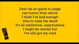 Shinedown - Darkside Lyrics