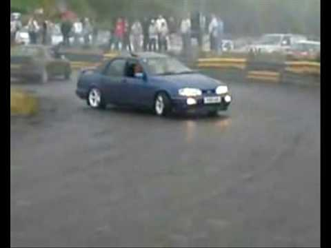 Rally Crashes Donuts Street Racing Drift 5