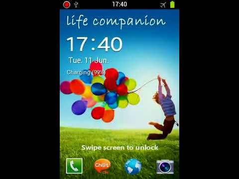 Samsung Galaxy Ace  Plus GT-S7500 TouchWizz Nature UX 2 ROM